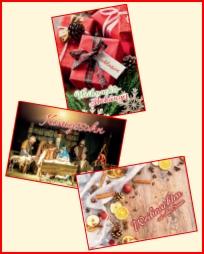 Weihnachts-Flyer